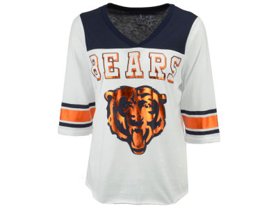 Chicago Bears Touch by Alyssa Milano NFL Women's Touchdown T-Shirt