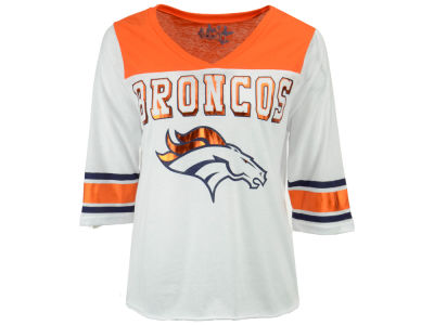 Denver Broncos Touch by Alyssa Milano NFL Women's Touchdown T-Shirt