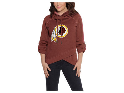 Washington Redskins Touch by Alyssa Milano NFL Women's Wildcard Hooded Sweatshirt