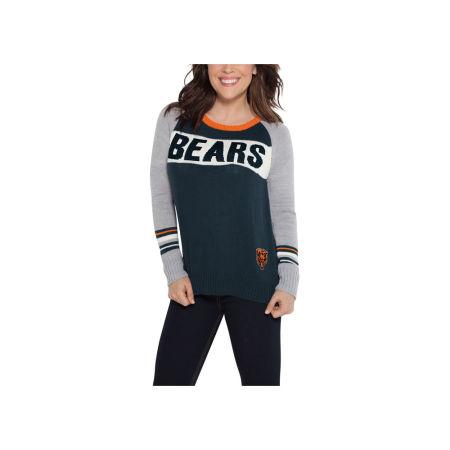 Chicago Bears Touch By Alyssa Milano NFL Women's Team Spirit Sweater