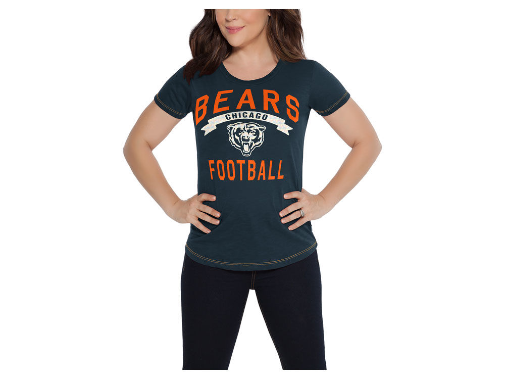 Chicago Bears Touch by Alyssa Milano NFL Women s MVP T-Shirt  6c8de1e15