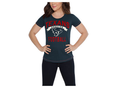 Houston Texans Touch by Alyssa Milano NFL Women's MVP T-Shirt