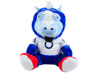Indianapolis Colts Hide-A-Scarf Mascot