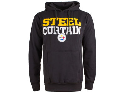 Pittsburgh Steelers NFL Men's Slogan Hoodie