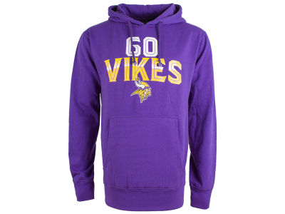 Minnesota Vikings NFL Men's Slogan Hoodie