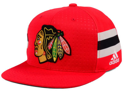Chicago Blackhawks adidas NHL Pro Authentic Snapback Cap