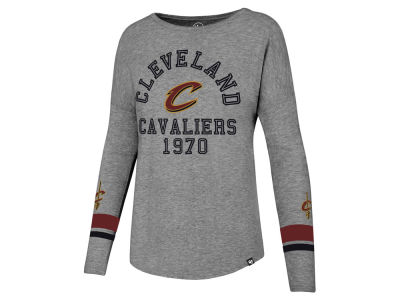 Cleveland Cavaliers '47 NBA Women's Encore Long Sleeve T-Shirt