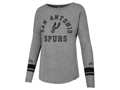 San Antonio Spurs NBA Women's Encore Long Sleeve T-Shirt