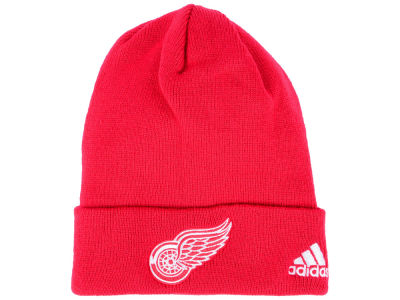 Detroit Red Wings adidas NHL Basic Cuff Knit