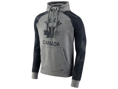 Canada Hockey Nike 2018 Olympic Men's Legacy Hoodie