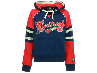 Montreal Canadiens G-III Sports NHL Women's Script Hoodie