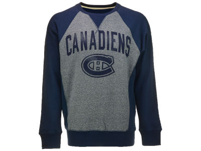 Montreal Canadiens G-III Sports NHL Men's Play Clock Sweatshirt