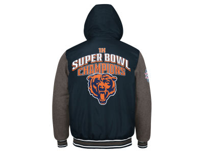 Chicago Bears G-III Sports NFL Men's Top Brass Commemorative Jacket