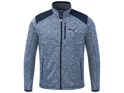 Seattle Seahawks G-III Sports NFL Men's Back Country Fleece Jacket