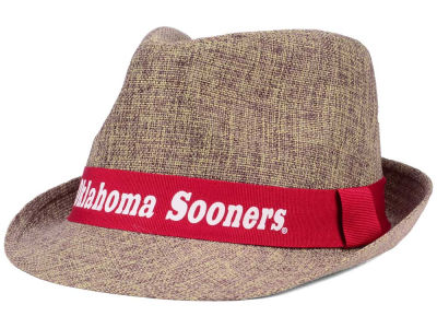 Oklahoma Sooners Top of the World NCAA 1st Class Fedora
