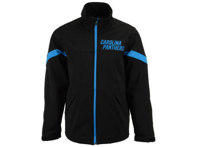Carolina Panthers G-III Sports NFL Men's The Franchise Softshell Jacket