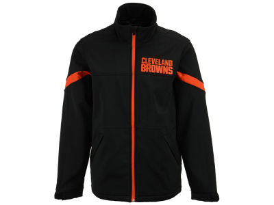 Cleveland Browns G-III Sports NFL Men's The Franchise Softshell Jacket