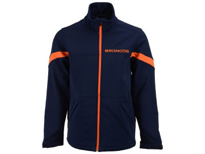 Denver Broncos G-III Sports NFL Men's The Franchise Softshell Jacket