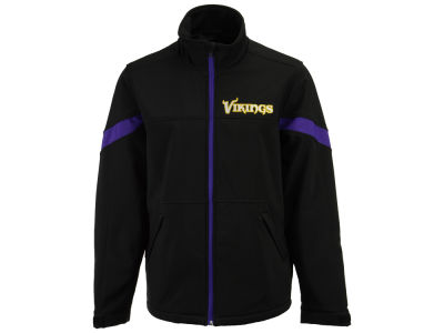 Minnesota Vikings G-III Sports NFL Men's The Franchise Softshell Jacket