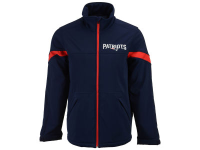 New England Patriots G-III Sports NFL Men's The Franchise Softshell Jacket