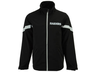 Oakland Raiders G-III Sports NFL Men's The Franchise Softshell Jacket
