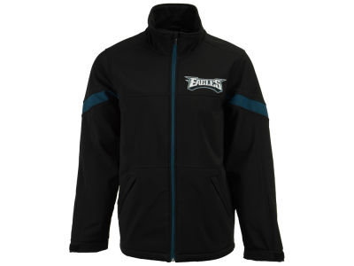 Philadelphia Eagles G-III Sports NFL Men's The Franchise Softshell Jacket