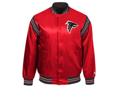 Atlanta Falcons Starter NFL Men's The Enforcer Starter Satin Jacket