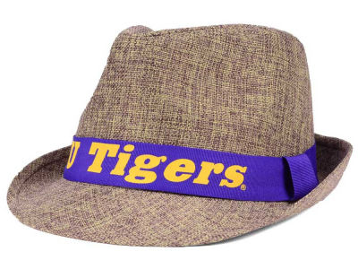 LSU Tigers Top of the World NCAA 1st Class Fedora