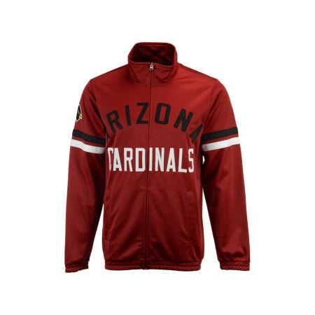 Arizona Cardinals G-III Sports NFL Men's Veteran Track Jacket