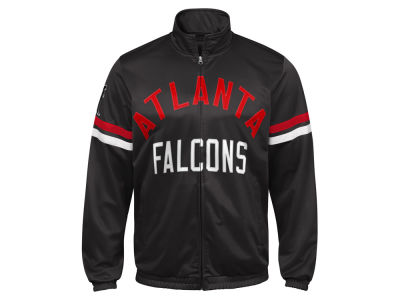 Atlanta Falcons G-III Sports NFL Men's Veteran Track Jacket