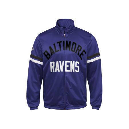 Baltimore Ravens G-III Sports NFL Men's Veteran Track Jacket