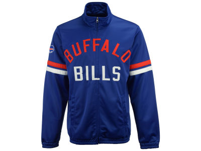 Buffalo Bills G-III Sports NFL Men's Veteran Track Jacket