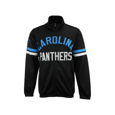 Carolina Panthers G-III Sports NFL Men's Veteran Track Jacket