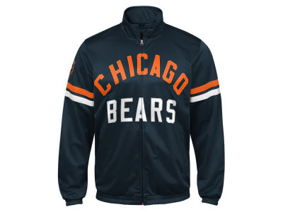 Chicago Bears G-III Sports NFL Men's Veteran Track Jacket