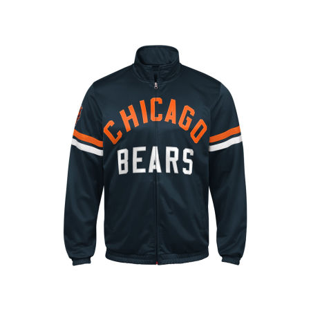 Chicago Bears G-III Sports NFL Men's Veteran Track Jacket