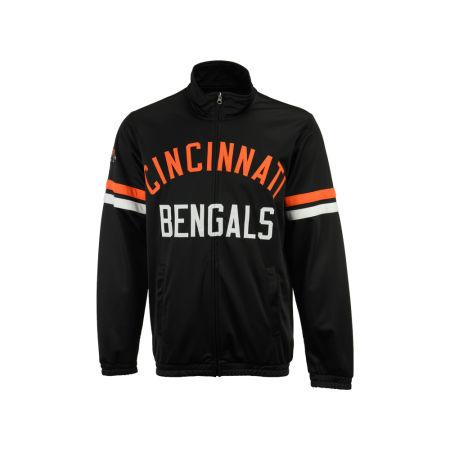 Cincinnati Bengals G-III Sports NFL Men's Veteran Track Jacket