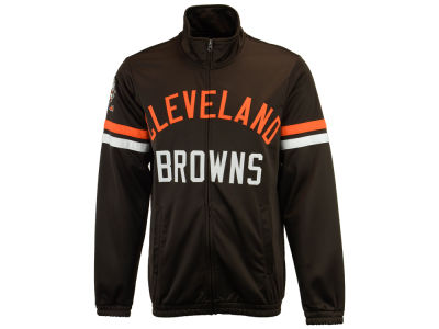 Cleveland Browns G-III Sports NFL Men's Veteran Track Jacket