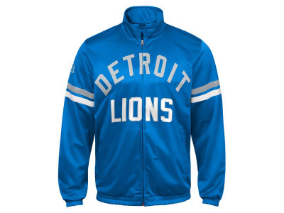 Detroit Lions G-III Sports NFL Men's Veteran Track Jacket
