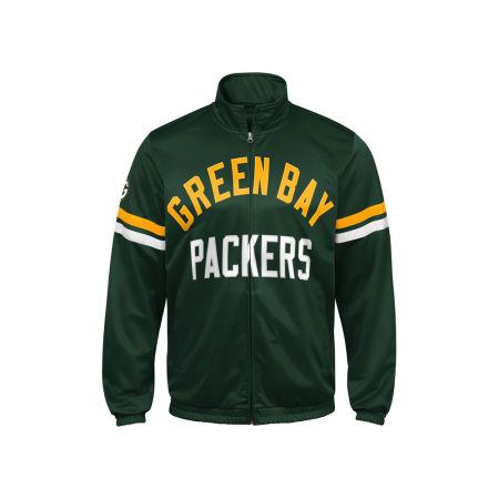 Green Bay Packers G-III Sports NFL Men's Veteran Track Jacket
