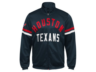 Houston Texans G-III Sports NFL Men's Veteran Track Jacket
