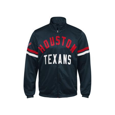 Houston Texans G-III Sports NFL Men's Veteran Track Jacket