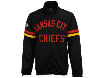 Kansas City Chiefs G-III Sports NFL Men's Veteran Track Jacket