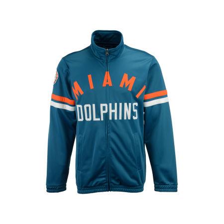 Miami Dolphins G-III Sports NFL Men's Veteran Track Jacket