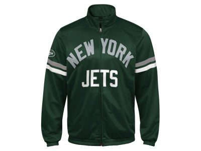 New York Jets G-III Sports NFL Men's Veteran Track Jacket
