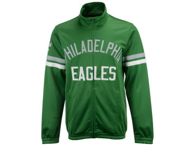 Philadelphia Eagles G-III Sports NFL Men's Veteran Track Jacket