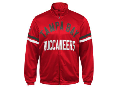 Tampa Bay Buccaneers G-III Sports NFL Men's Veteran Track Jacket