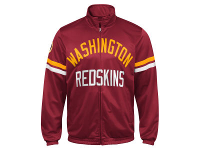 Washington Redskins G-III Sports NFL Men's Veteran Track Jacket