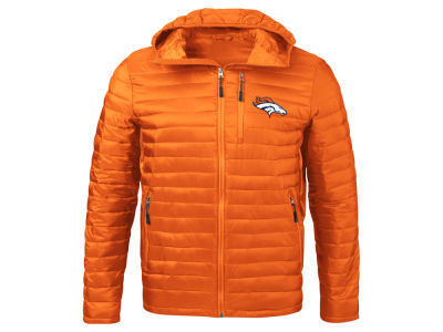 Denver Broncos G-III Sports NFL Men's Equator Quilted Jacket