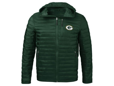 Green Bay Packers G-III Sports NFL Men's Equator Quilted Jacket