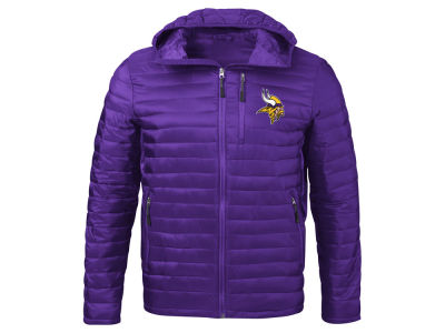 Minnesota Vikings G-III Sports NFL Men's Equator Quilted Jacket